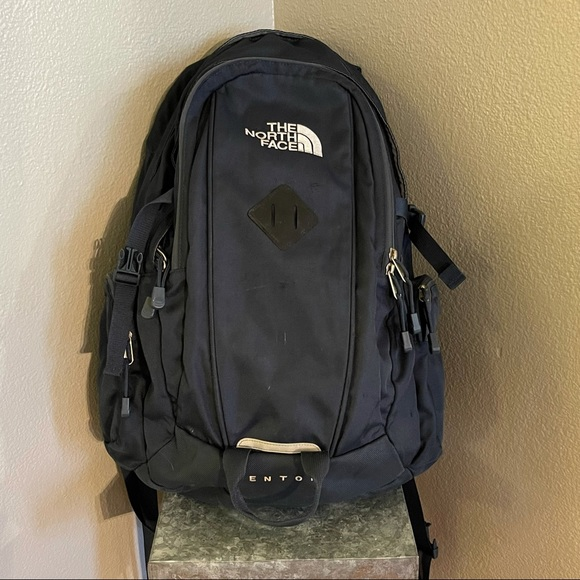 The North Face Blue Mentor Backpack